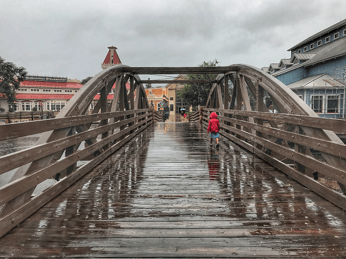 What to expect when you stay at a Disney hotel during a hurricane - Hurricane Disney hotel tips - Would you evacuate to a Disney Hotel during a Hurricane? Here's what happened when we stayed at a Walt Disney World Resort for Hurricane Irma, MAGIC - Florida hurricane options for families at Disney - #Disney #DisneyHotel #HurricanePreparation #Travel