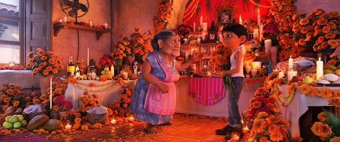 Is Disney Pixar coco safe for children