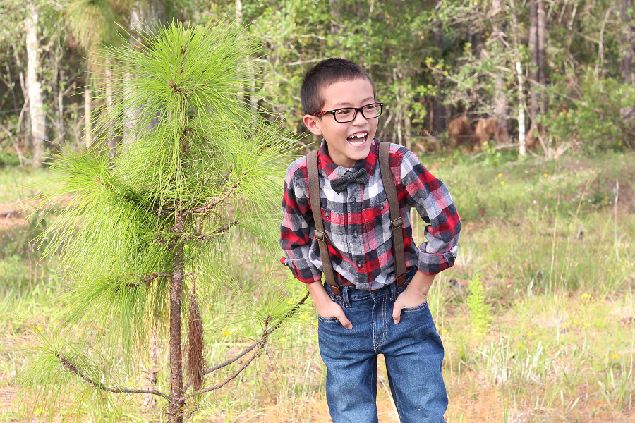 Take better Christmas photos of your kids