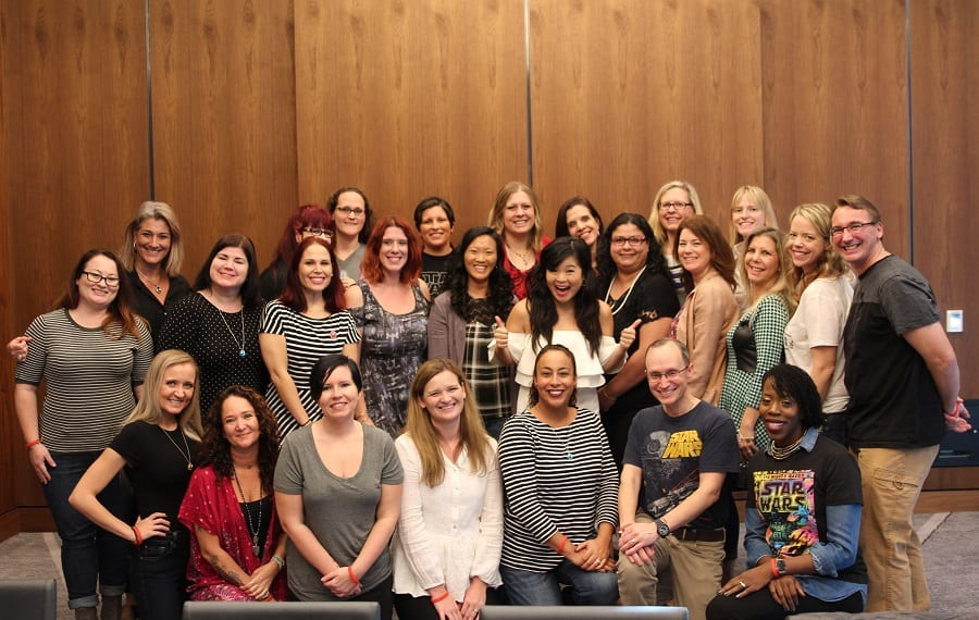 Kelly Marie Tran interview #TheLastJediEvent