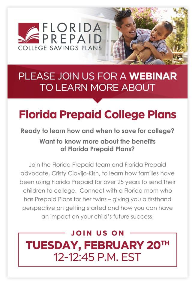 2018 Florida prepaid webinar
