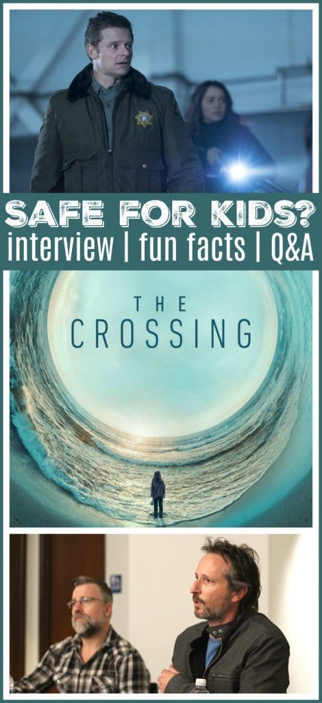 ABC the crossing safe for kids