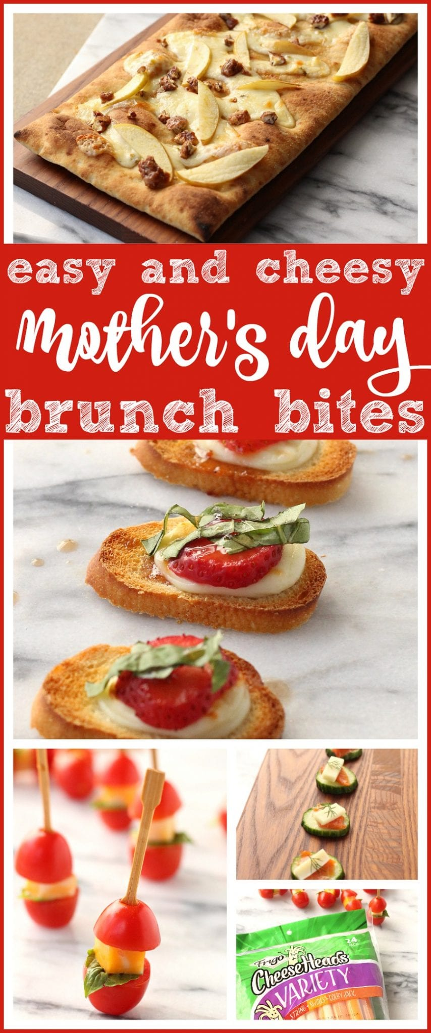 Easy Mother's day brunch bites