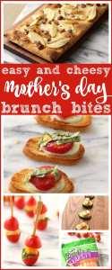 Easy Mother's day brunch bites