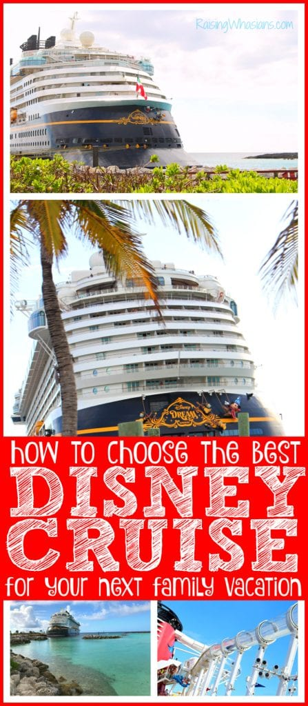 How to plan Disney cruise