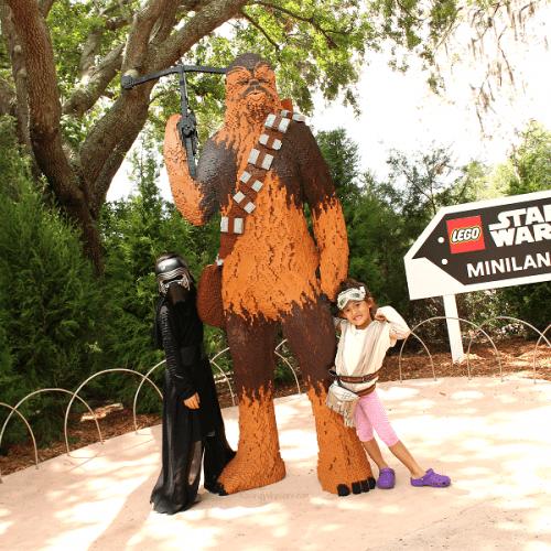 Best lego star wars days photo ops