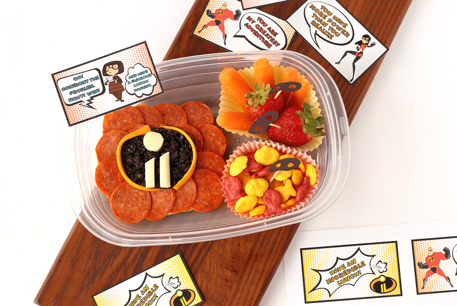 free incredibles 2 lunch