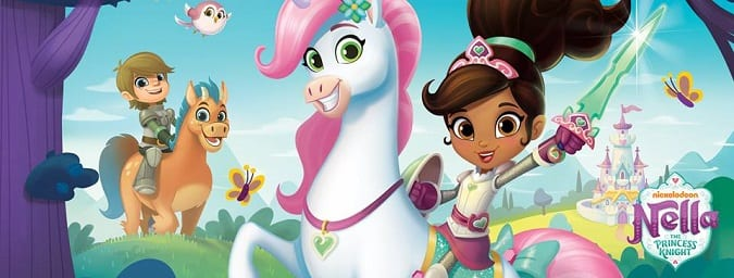 Nella the princess knight review for kids