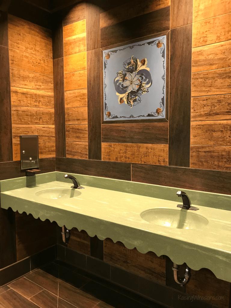 Favorite Disney world bathroom