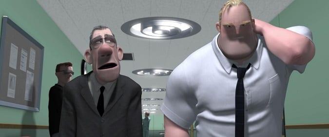 Incredibles 2 Rick Dicker