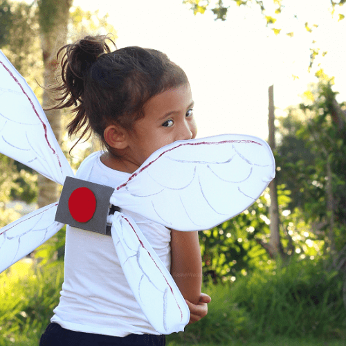 Ant-man and the wasp diy wings