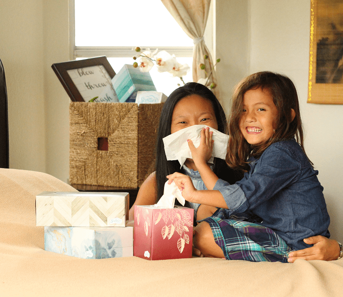 Cold and flu tips for the family