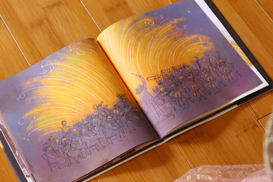 Because kids book review