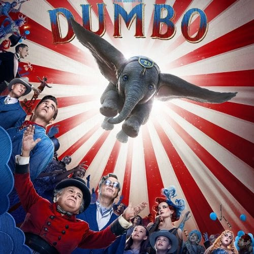 Dumbo movie review safe for kids