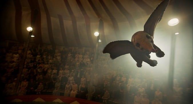 Is Dumbo ok for kids