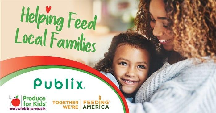 2019 Publix feeding America