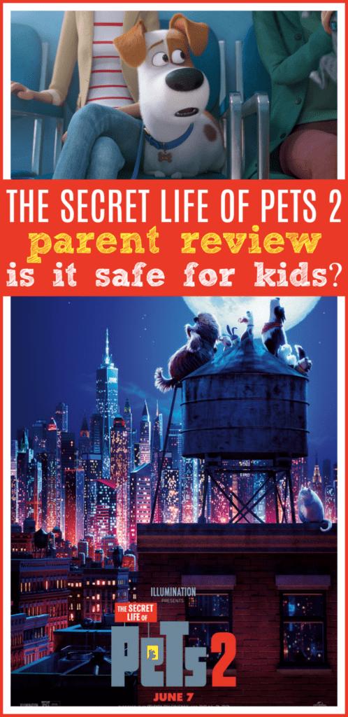 The secret life of pets 2 parent review