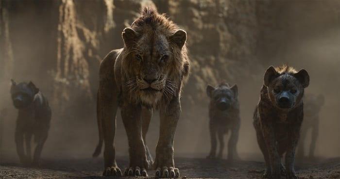 Is lion king safe for kids