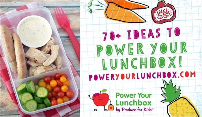 2019 power your lunchbox ideas