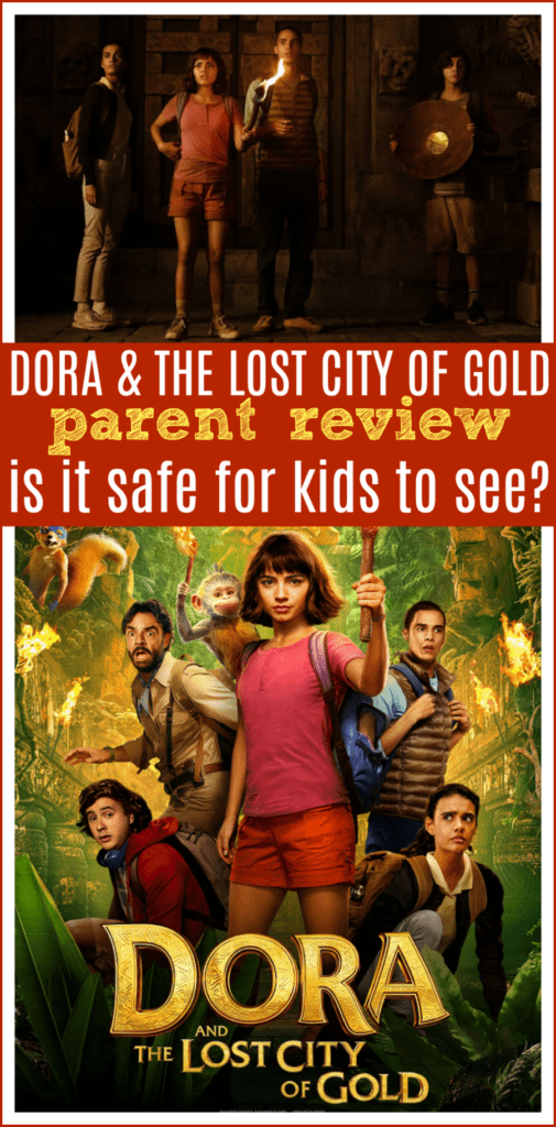 Dora movie review for children