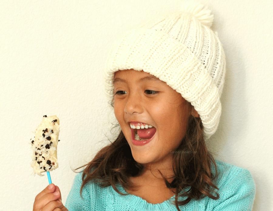 Disney frozen 2 inspired recipes for kids