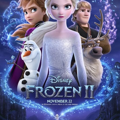 Frozen 2 movie review safe for kids