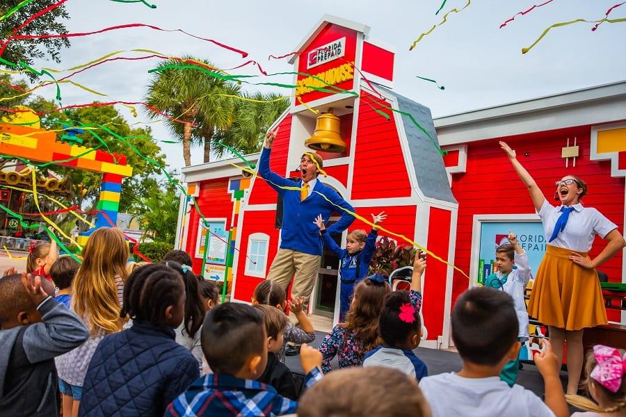 New legoland Florida attraction 2019
