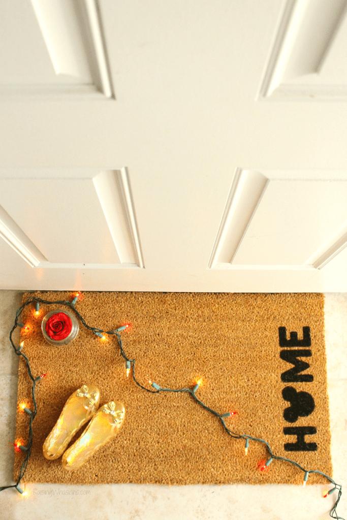 Easy DIY doormat