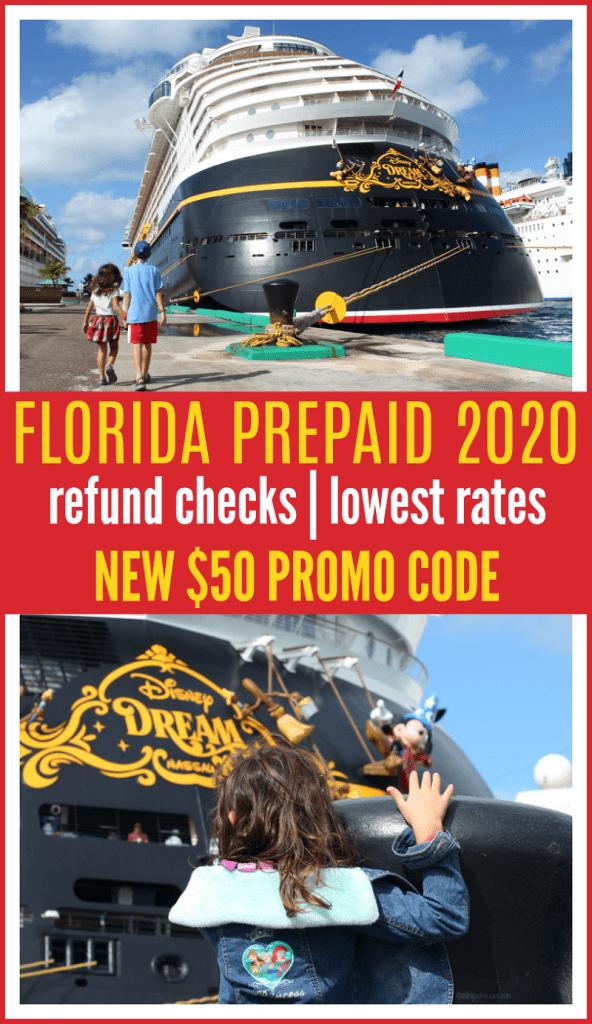 Florida prepaid 2020 promo code