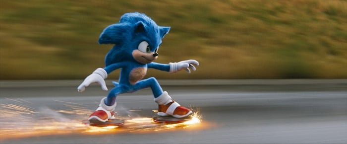 Is sonic the hedgehog movie safe for kids