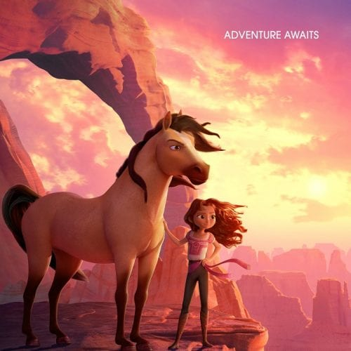 Spirit Untamed movie review safe for kids