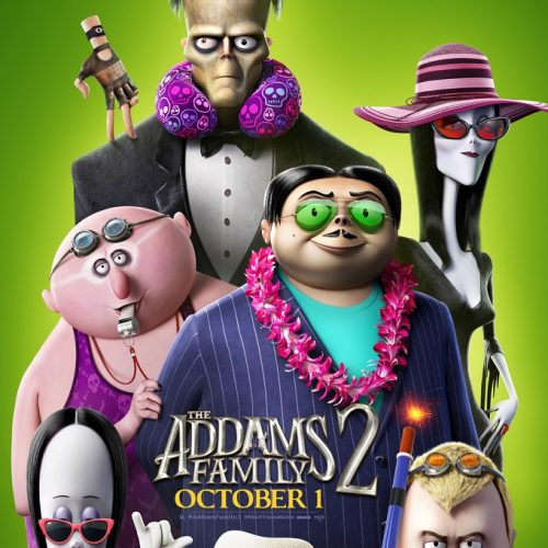 Addams family 2 movie review safe for kids