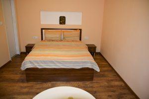 Легло в двойна стая в Къща за гости Райски Кът Мезек