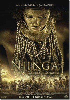 NZinga, The Queen of Angola (The Movie). A review by Raïs Neza Boneza for the Intenational Women's Day celebration