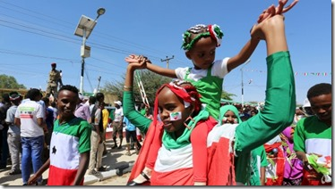 Somaliland, Invisible Nationhood By Raïs Neza Boneza