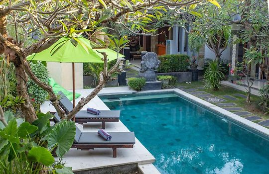 Raj Sindy Villa Suites Sanur Bali