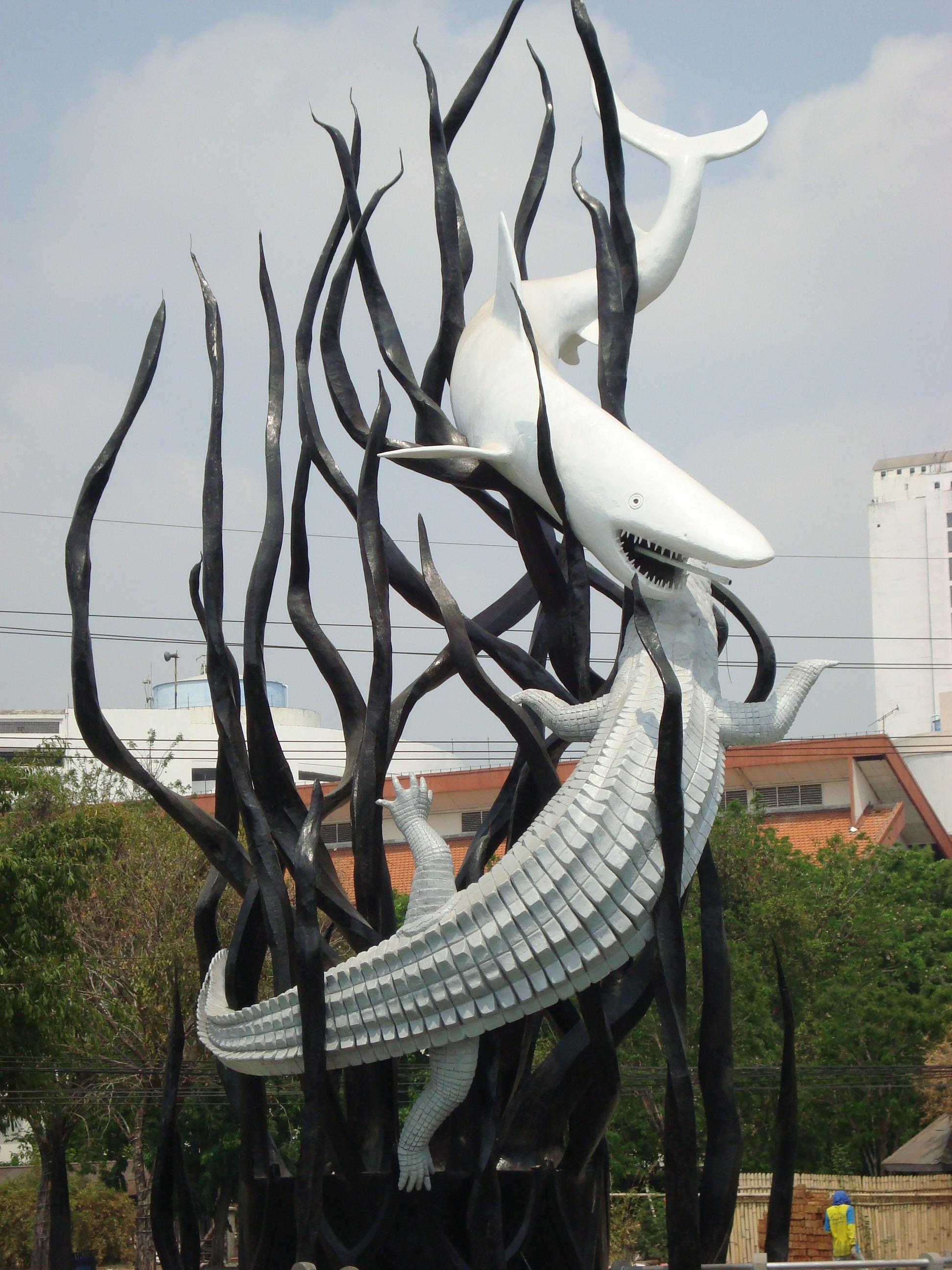 Surabaya Water Front City