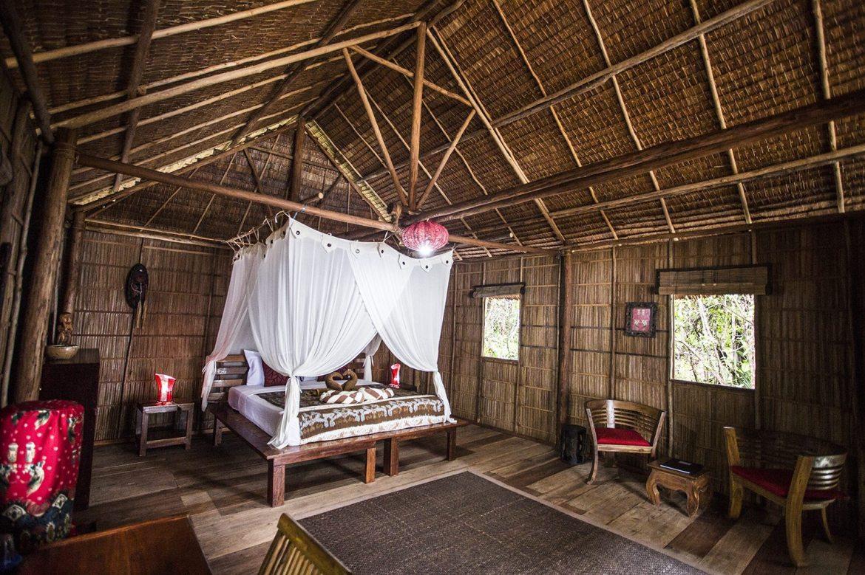 Raja Ampat Unterkunft Deluxe Hütte