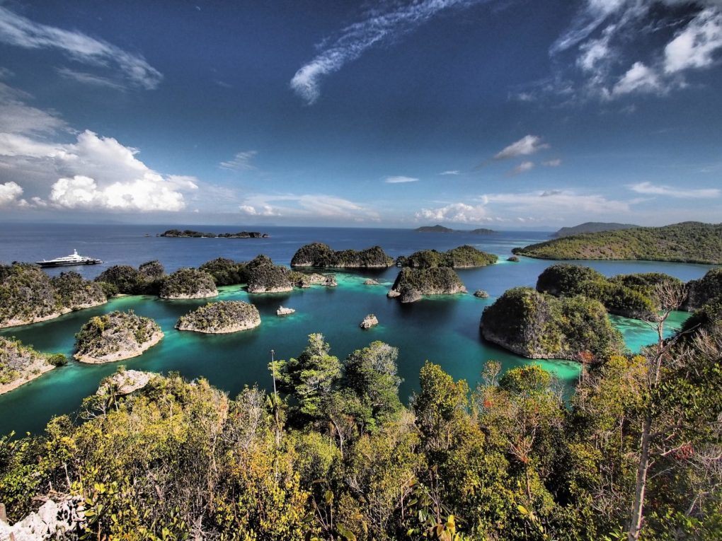 Diving and yoga retreat Raja Ampat - Raja Ampat Archipel