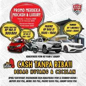 Promo Reward Bisnis Eco Racing Di Perpanjang