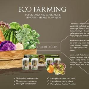 Eco Farming Pupuk Organik