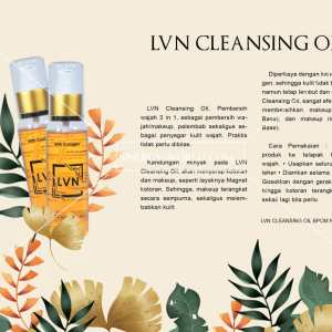 LVN Cleansing Oil