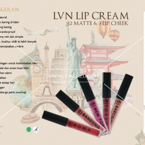 LVN Lip Cream