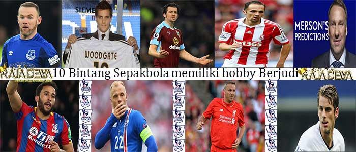 Pemain Bintang Sepakbola Hobby Judi Online