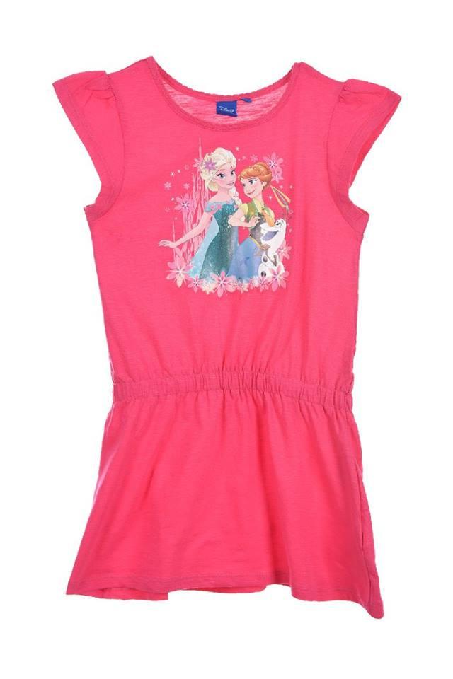 """a04d8e64d3c Kleit """"Frozen – Anna ja Elsa (roosa)"""" – Raja kaubad"""