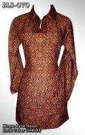 Blouse Batik BLS-070 (size XL) : Rp 58.000