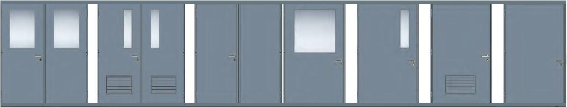 baja ringan merk agis jual steel door pintu stainless penuh