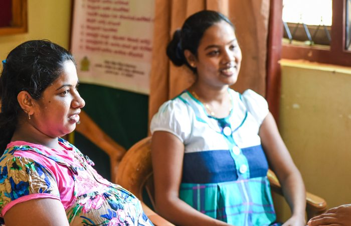 Join hands with us to improve maternal health in Anuradhapura