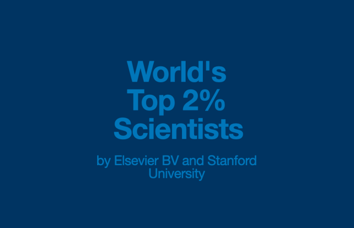 Prof Suneth Agampodi is listed among the World's Top 2% Scientists.