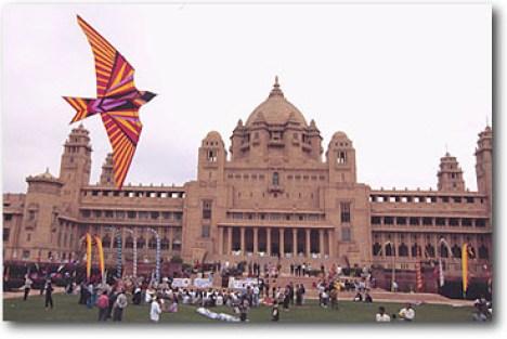 Jodhpur International Kite Festival